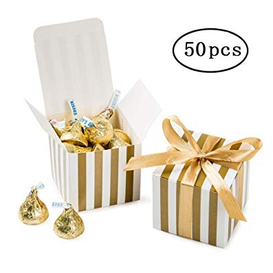 Candy box gift idea for young groomsman