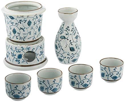 Japanese gift idea Sake Set