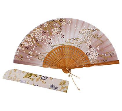 Japanese Gifts folding fan