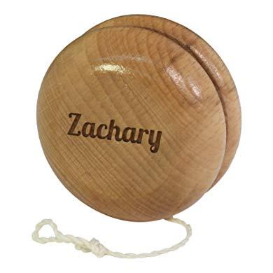 Jr. groomsman gift Personalized wooden Yo-yo