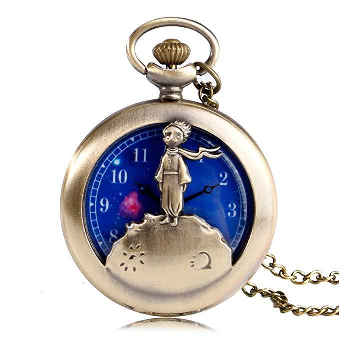 Junior groomsmen gifts Little Prince Pocket Watch