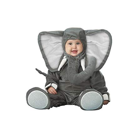 Baby Lil' Elephant Costume