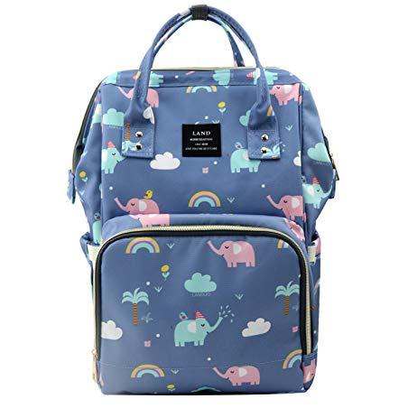Elephant baby bag