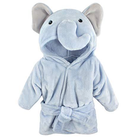 Elephant baby robe