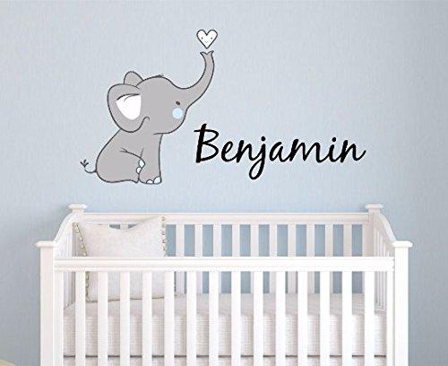 elephant wall decals for nursery