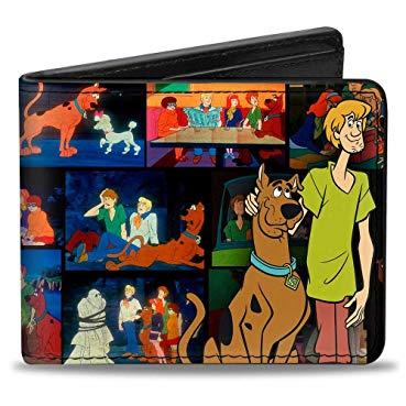 Scooby Doo gifts Buckle-Down Men's Wallet Scooby Doo & Shaggy