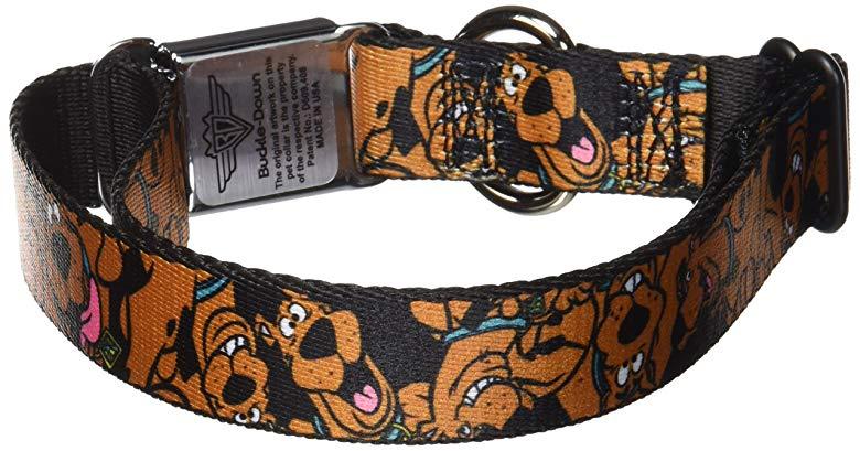 Scooby Doo gifts Seatbelt Buckle Dog Collar