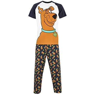 Scooby Doo Gifts Men's Pajamas