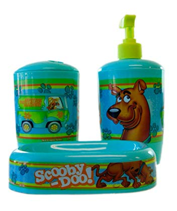 Gift Ideas Scooby Doo Bathroom Set