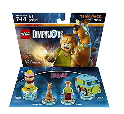 Scooby Doo Gifts LEGO