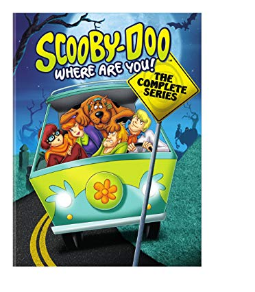 Scooby Doo gifts Complete series