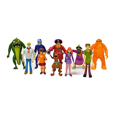 Scooby Doo Gifts Monster Set Action Figure