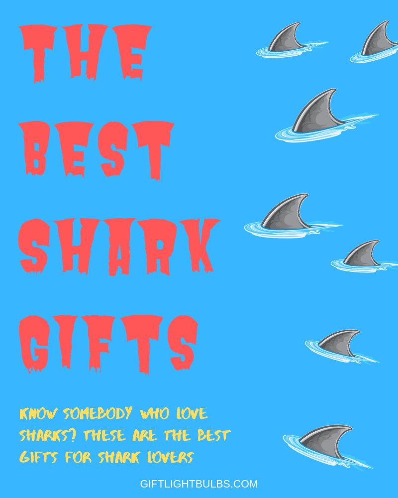 The perfect gifts for anyone obsessed with sharks