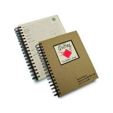 Looking for gift ideas for the quilter in your life? Do not miss The Quilter's Journal