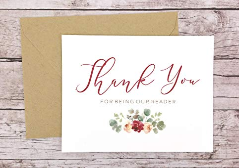 19 Gifts For Readers At The Wedding Ceremony That Show Your Gratitude