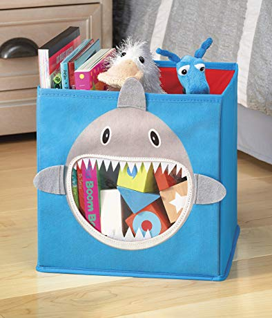 kids unique shark gifts Shark Collapsible Cube