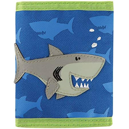 gifts for kid shark lovers cool wallet