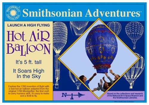 hot air balloon themed gifts for babies and kids 10.