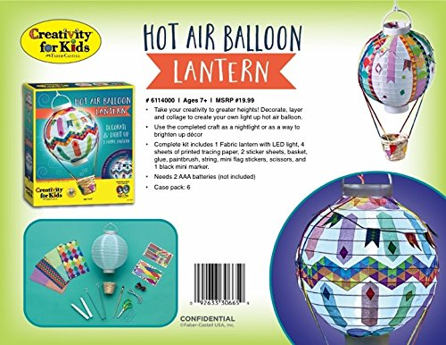 hot air balloon themed gifts for babies and kids 7.