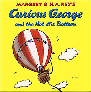 hot air balloon themed gifts for babies and kids 8.