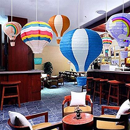 hot air balloons gift 5.