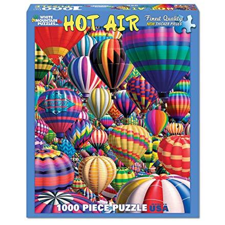 hot air balloons gift 8.