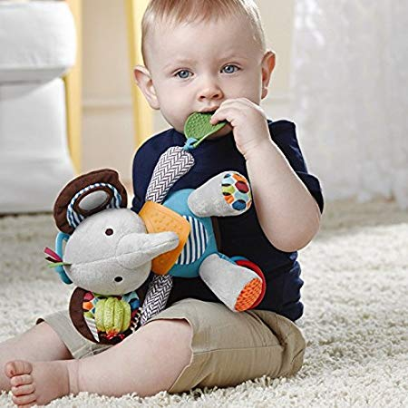 infant son's daughter's favorite elephant gift in the world