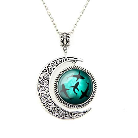 unique gifts for shark lovers Shark Jewelry