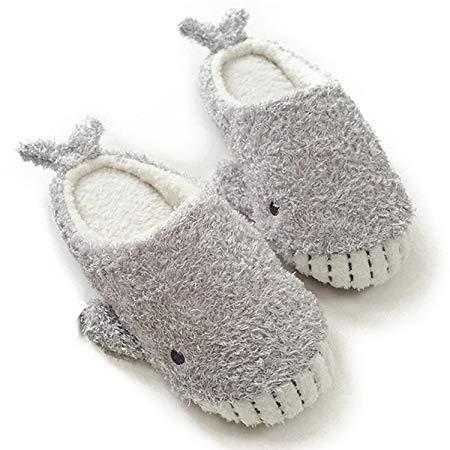 shark gift ideas Indoor Slippers
