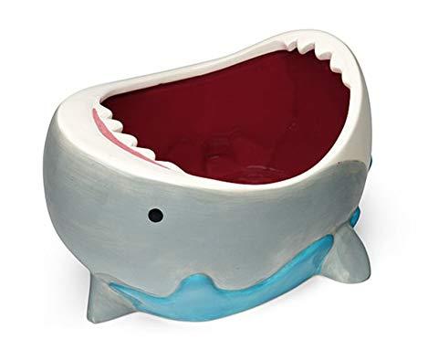 shark gifts for women's - Shark attack bowl