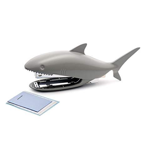 Shark gifts stapler