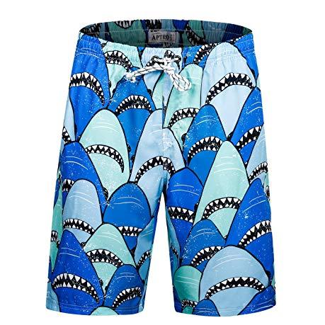 shark fanatics gifts Men's Novelty Swimwear