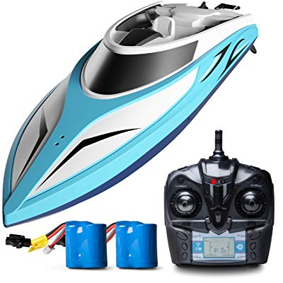 RC Boat gift for a 14-year-old in your life