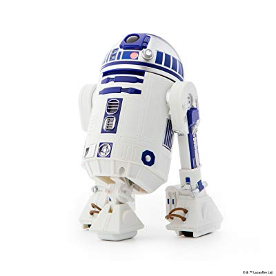 R2-D2 App-Enabled Droid present for 14 year old Star Wars obsessed boy