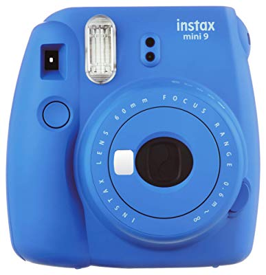 Fujifilm Instax Mini 9 Instant Camera gadget gift  for teenager boy