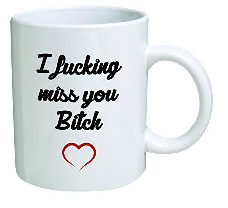 Funny I miss you Mug