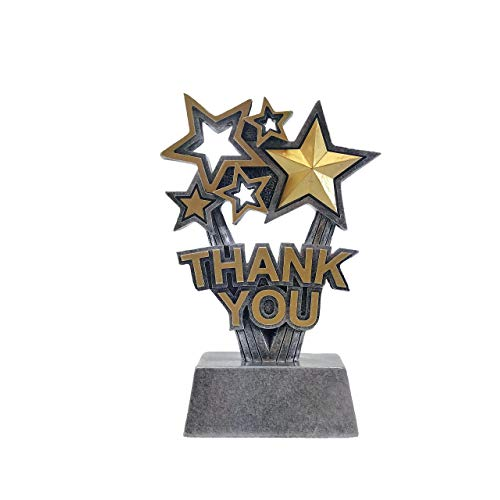 Gifts for English Teachers 15 - Thank You Trophy