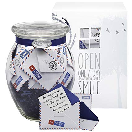 Awesome Long Distance Friendship Jar of Inspirational Messages