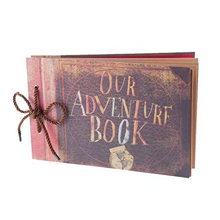 Long Distance Friendship present Our Adventure Book