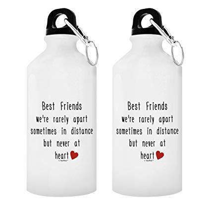 Rarely Apart Long Distance Friend Gift Set