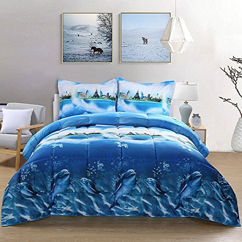 dolphin gift ideas comforter