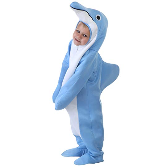 dolphin gifts for kids Little Boys' Toddler Dolphin Costume