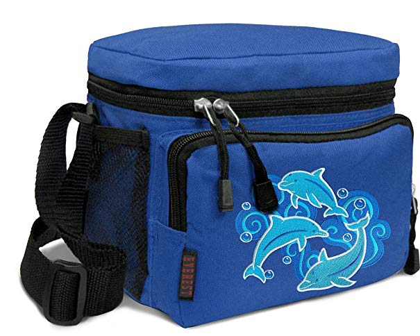 dolphin gifts for kids Dolphins Lunch Bag