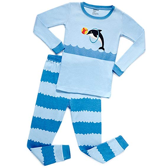 unique dolphin gifts Kids & Toddler Pajamas