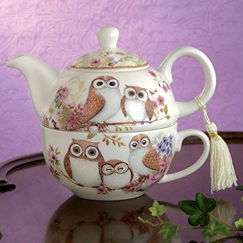 Owl Gifts Teapot