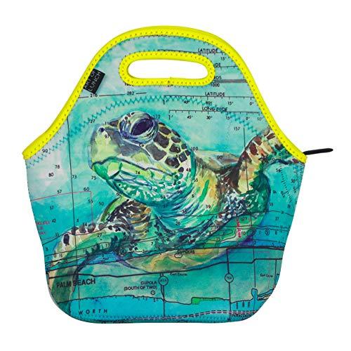 Biologist gift Sea Turtle Lunch Bag