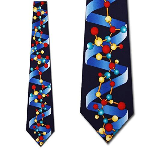 Biology Neck Chemistry Tie