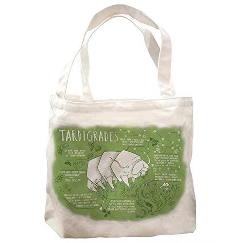 Biology present Tardigrades Bag