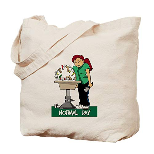 Dog Groomer's – Natural Canvas Tote Bag