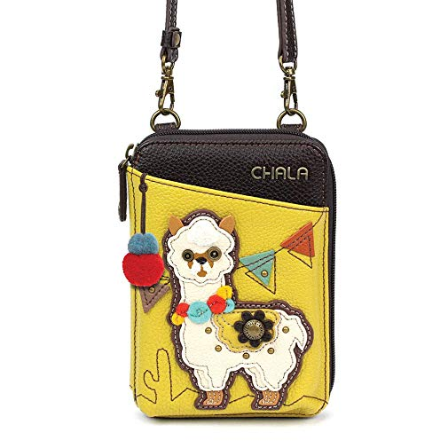 Llama gifts  Cell Phone Purse